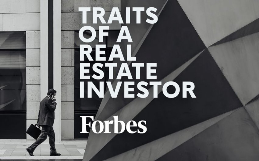 Grand Estate - Traits Of A Real Estate Investor