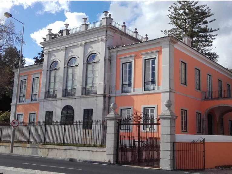 Grand Estate - Lisbon Mansion