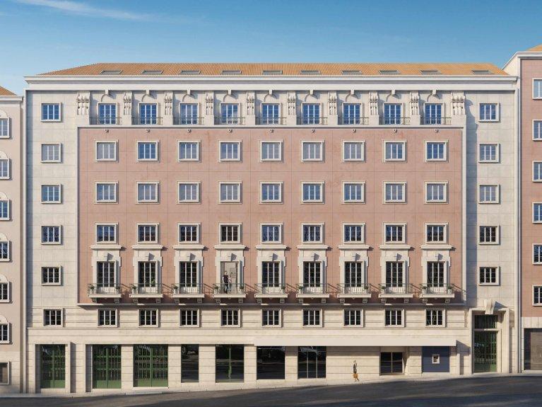 Grand Estate - Iconic Development in the Heart of Lisbon - GF Apartment
