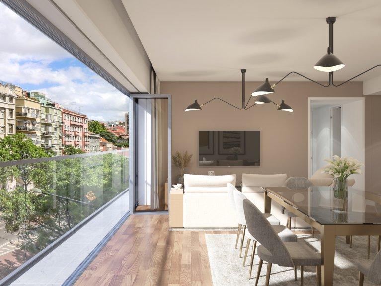 Grand Estate - Lisbon Apartment
